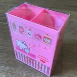 HELLO KITTY-Pencil/Pen Holder with Drawer